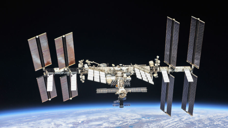 20 years in Space – the ISS!