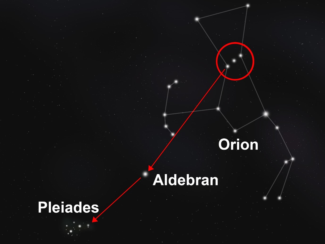 Object of the Month – Pleiades