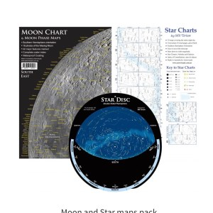 Star Disc and Moon Map Pack