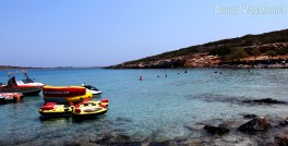 La spiaggia di Kolokitha