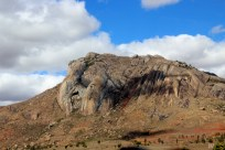 Inselberg granitico