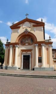 La Chiesa di San Cassiano.