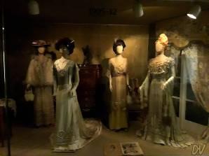 Abiti della moda novecentesca dal 1905 al 1912