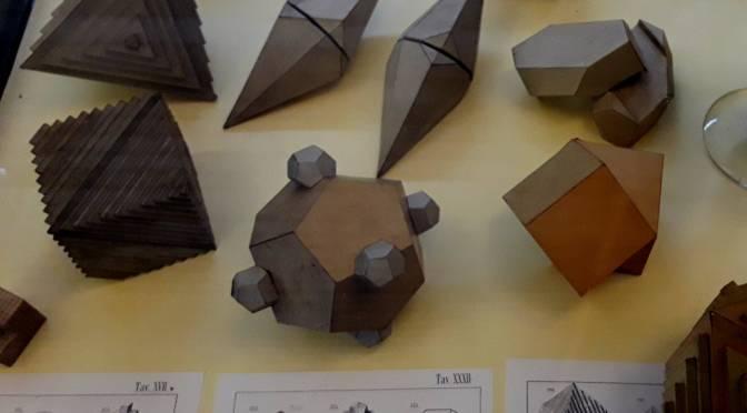 """Il museo di dicembre: la collezione di Mineralogia """"Museo Luigi Bombicci"""""""
