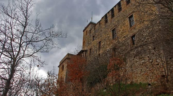 I luoghi della storia: il borgo di Zavattarello