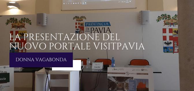 Per una nuova offerta turistica: la presentazione del nuovo portale VisitPavia