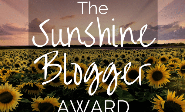 The Sunshine Blogger Award 2019: Donna Vagabonda c'è!
