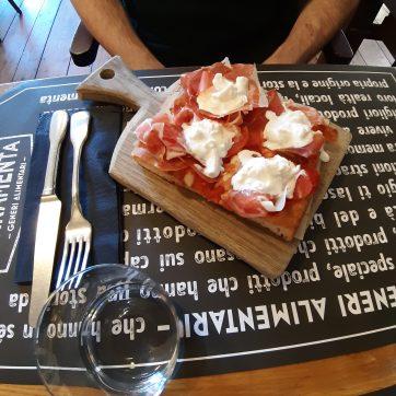 Il piatto di Gabriele