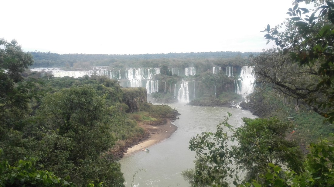 iguazu lato brasiliano