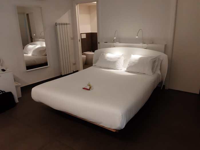 La nostra camera al Duo Rooms