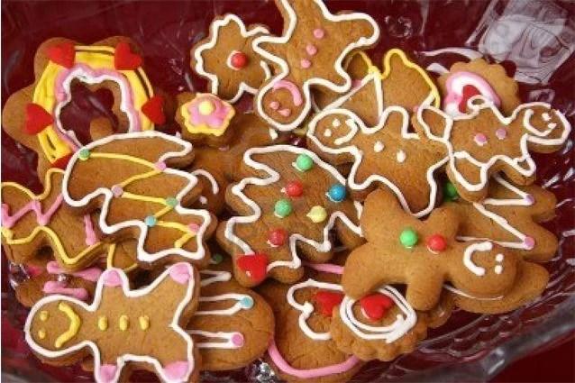 Risultati immagini per biscottini di natale