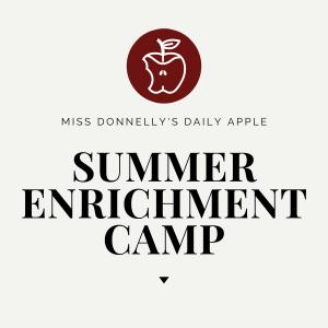 Summer Enrichment Camp_