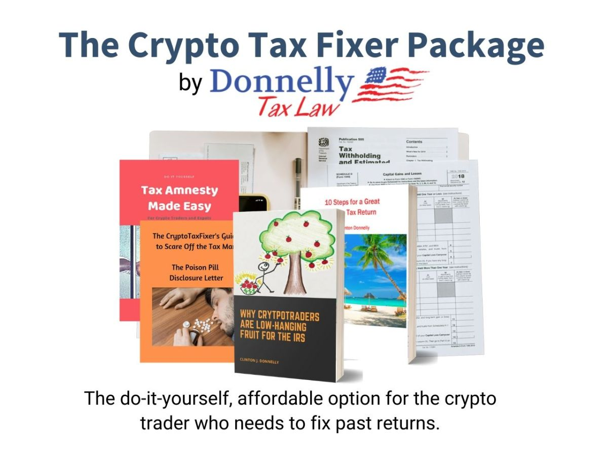 Crypto Tax Fixer: Everything You Need To Fix Your Past Crypto Tax Returns