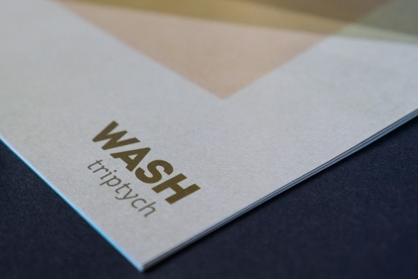 Wash booklet