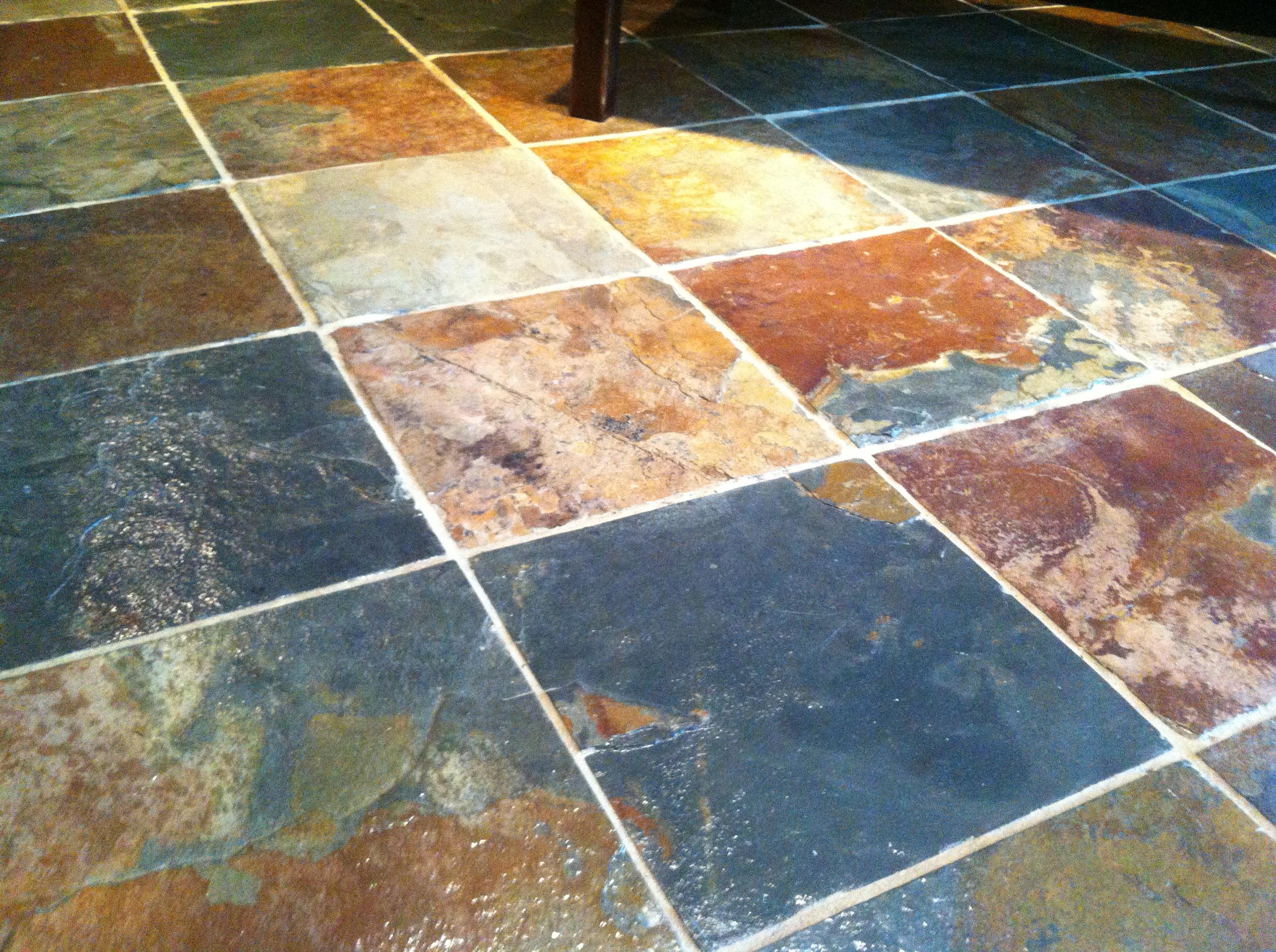 Tips On Sealing Natural Slate Tile Flooring