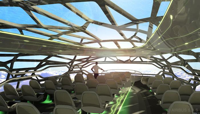 Avião Transparente Conheça o Avião Transparente em Londres