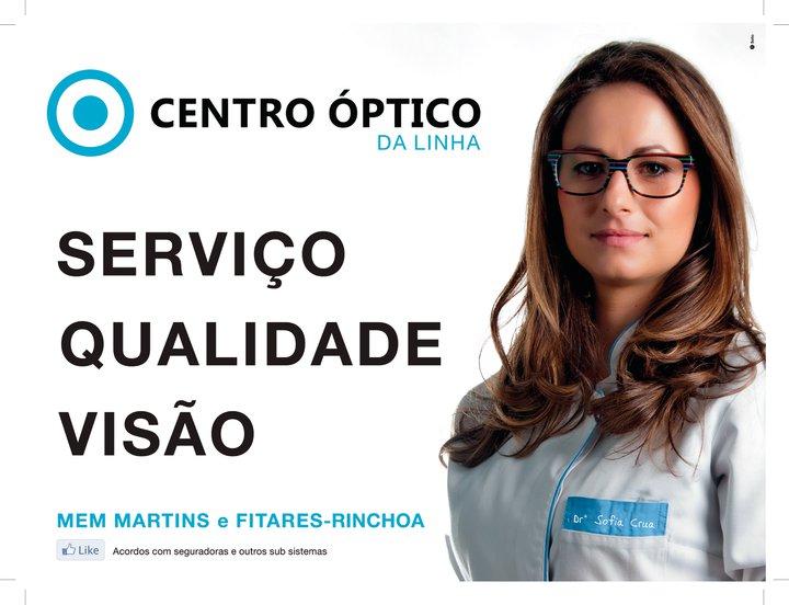 Centro Optico Centro Óptico, Lentes de Contato em Promoção