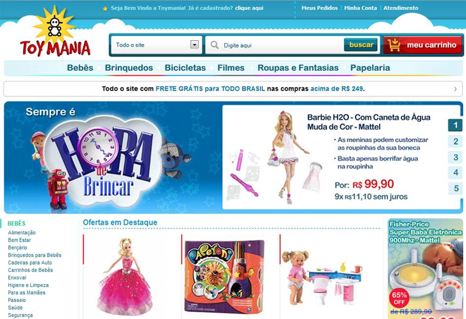 Toy Mania Toy Mania Brinquedos Baratos, Preços