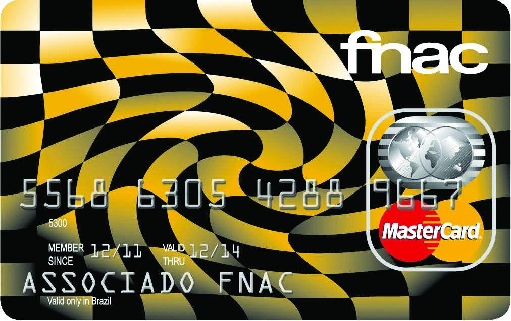 cartao fnac mastercard Cartão Fnac Mastercard