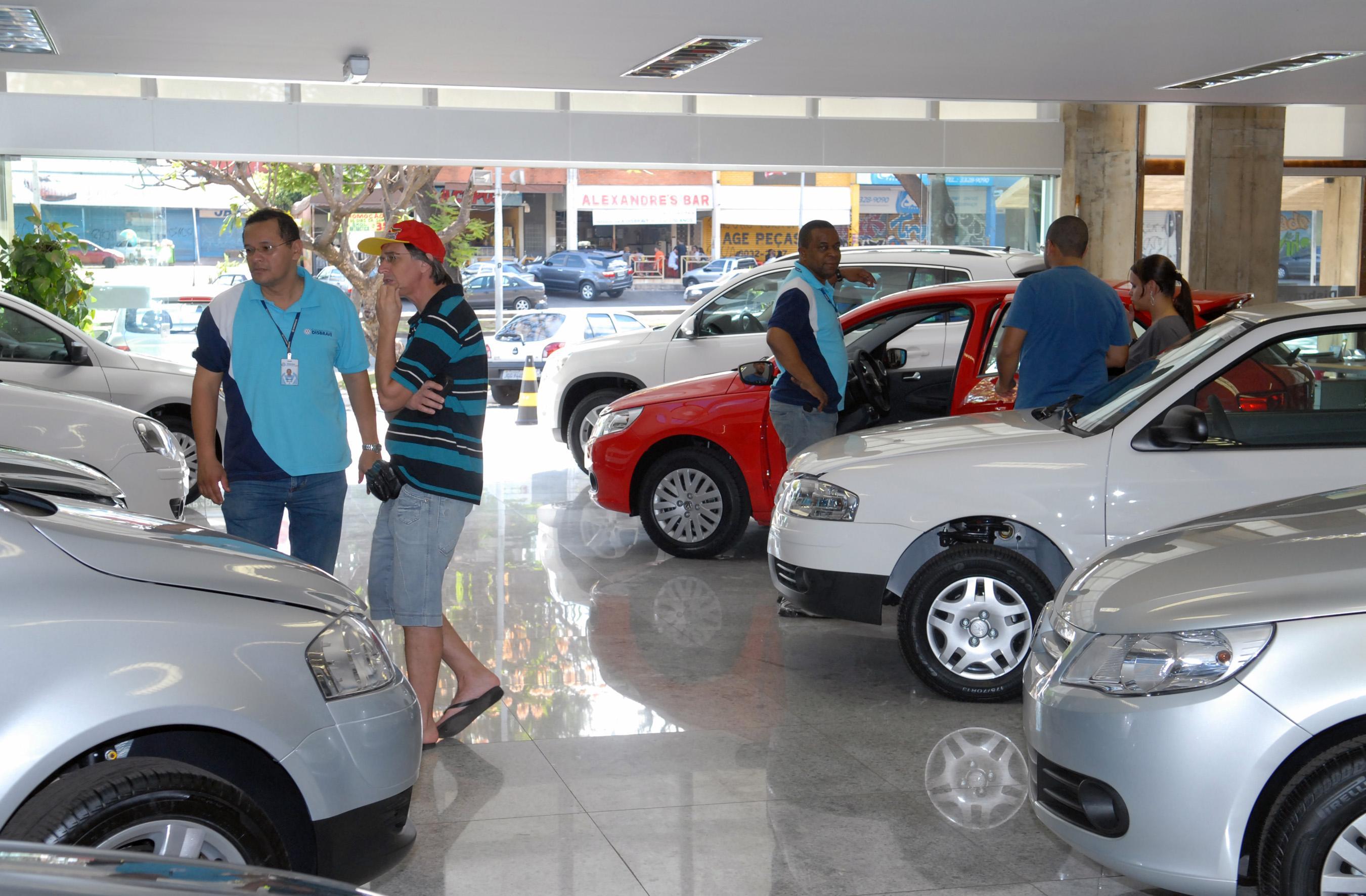 concessionaria de carro em brasilia Concessionárias de Carros em Brasília