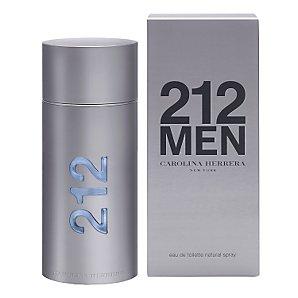Perfume 212 Eau Toilette Feminino Masculino Perfume 212 Eau de Toilette Feminino e Masculino