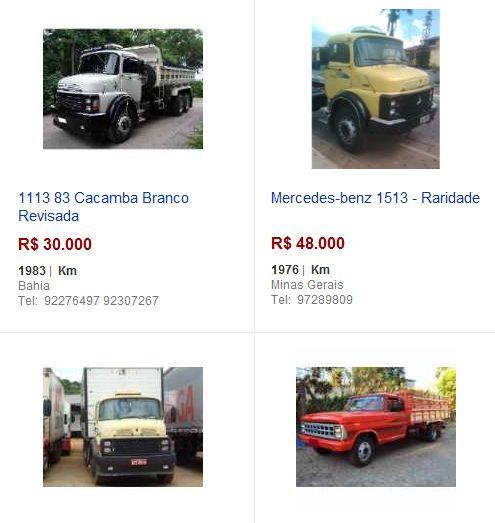 Venda de Caminhões Mercado Livre Brasil Venda de Caminhões - Mercado Livre Brasil