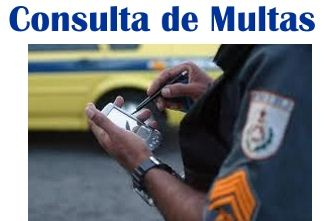 Consultar Multas de Transito No Site do DETRAN