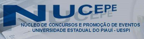 NUCEPE Núcleo de Concurso da UESPI PI NUCEPE – Núcleo de Concurso da UESPI/PI