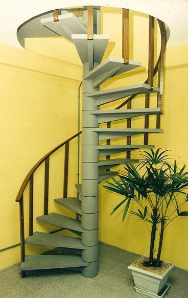 Modelos de Escadas Pré Moldadas 1 Modelos de Escadas Pré-Moldadas