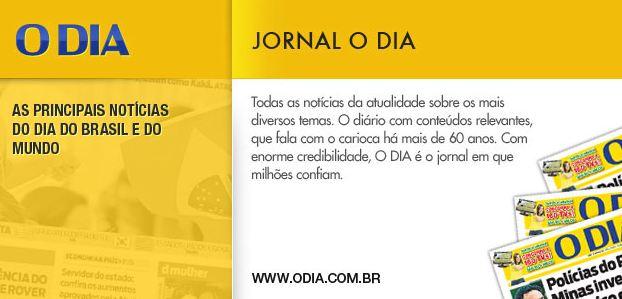 Jornal O Dia No Rio de Janeiro