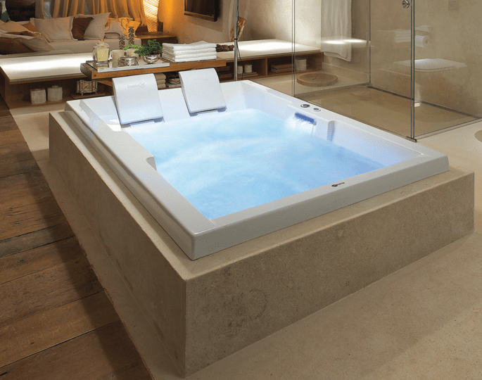 Banheiras de Luxo Hidromassagem Ofertas Banheiras de Luxo - Hidromassagem – Ofertas