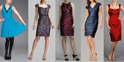vestidos curtos para senhoras