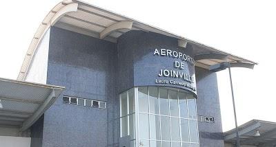 800px Aeroporto de Joinville Aeroporto de Joinville, Endereço e Telefone