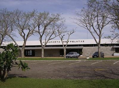 Aeroporto Pelotas Aeroporto Internacional de Pelotas, Endereço e Telefone