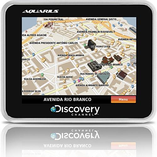 GPS 252520NA 252520SUBMARINO 25252013 GPS Discovery Channel em Promoção, Extra, Preços