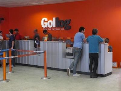 Gollog servic CC A7o de cargas Há como transportar carga de valor pela Gollog?