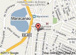 MARACANA 2525C3 25259A 252520 252520CE Detran, Maracanaú, CE, Endereço, Telefone e Site