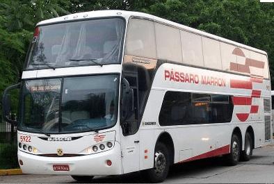 PASSARO 20MARRO Pássaro Marron, Passagens Online, Horários e Linhas de Ônibus