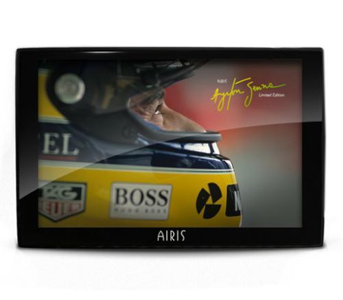 Senna GPS Airis Ayrton Senna Edição Limitada, Onde Comprar