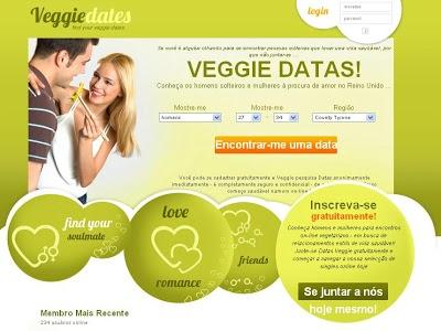 Veggie Conheça o Veggie Dates Site de Encontro de Vegetarianos