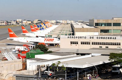 aeroporto 252520congonhas Aeroporto de Congonhas, Endereço e Telefone, São Paulo