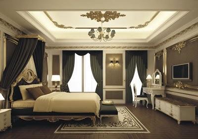 cortinas 252520preta Modelos de Cortinas Pretas, Decoração