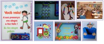 decorar 20sala 20de 20aula Sala de Aula Infantil Decorada, Aprenda Decorar