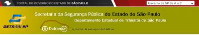 e detran e-DETRAN, Versão online do DETRAN de São Paulo