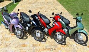 honda1 Biz 125 Honda 2011, Cores Rosa e Verde Metálico, Onde Comprar e Preços