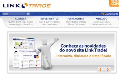 link trade site Como aprender a investir na bolsa pelo Link Trade?