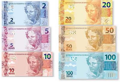 novas cedulas de real brasileiro1 Novas Notas de Real, veja fotos do dinheiro brasileiro