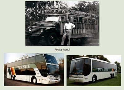 via 252520sul Viação  Via Sul Passagem e  Horário de Ônibus