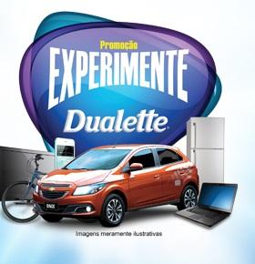 Promoção Experimente Dualette