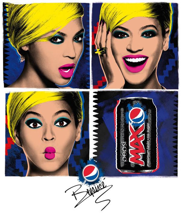 Promoção Pepsi Show da Beyoncé Promoção Pepsi Show da Beyoncé